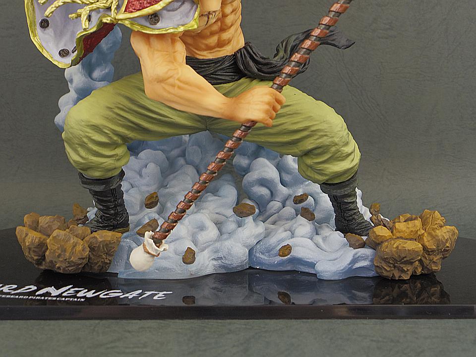 フィギュアーツZERO エドワード・ニューゲート 白ひげ海賊団34