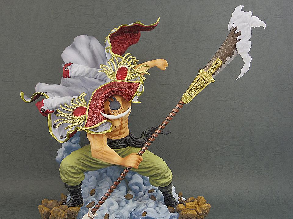フィギュアーツZERO エドワード・ニューゲート 白ひげ海賊団37