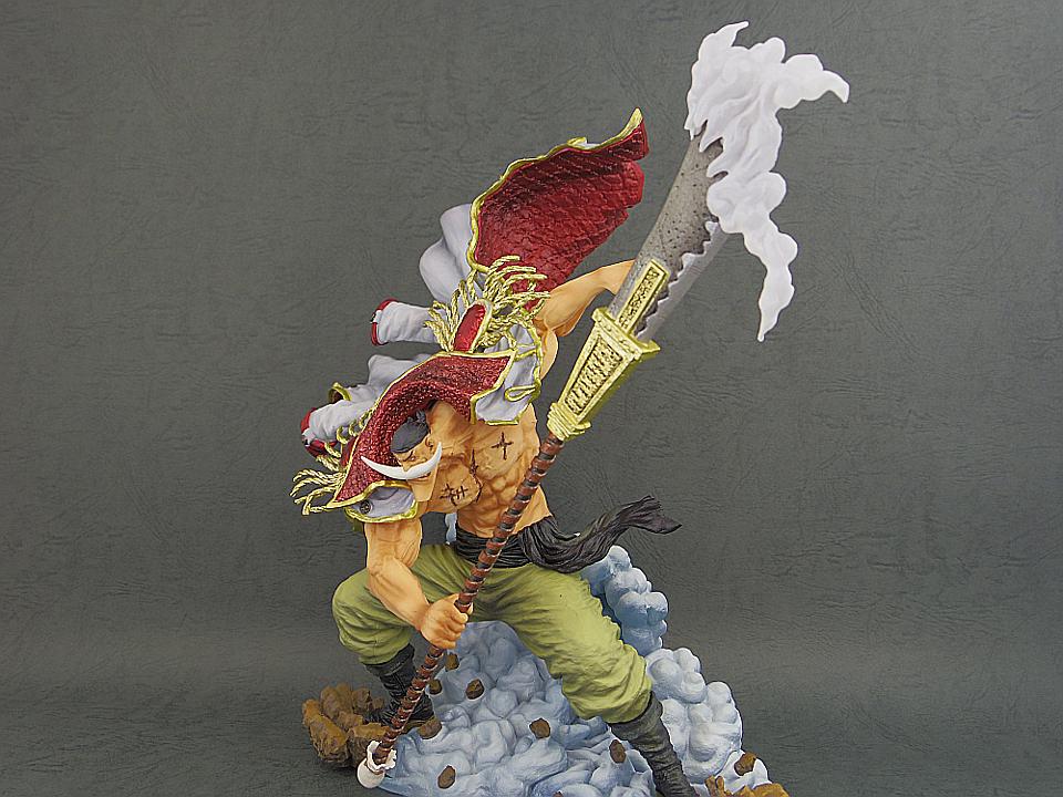 フィギュアーツZERO エドワード・ニューゲート 白ひげ海賊団38