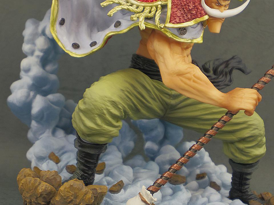 フィギュアーツZERO エドワード・ニューゲート 白ひげ海賊団51