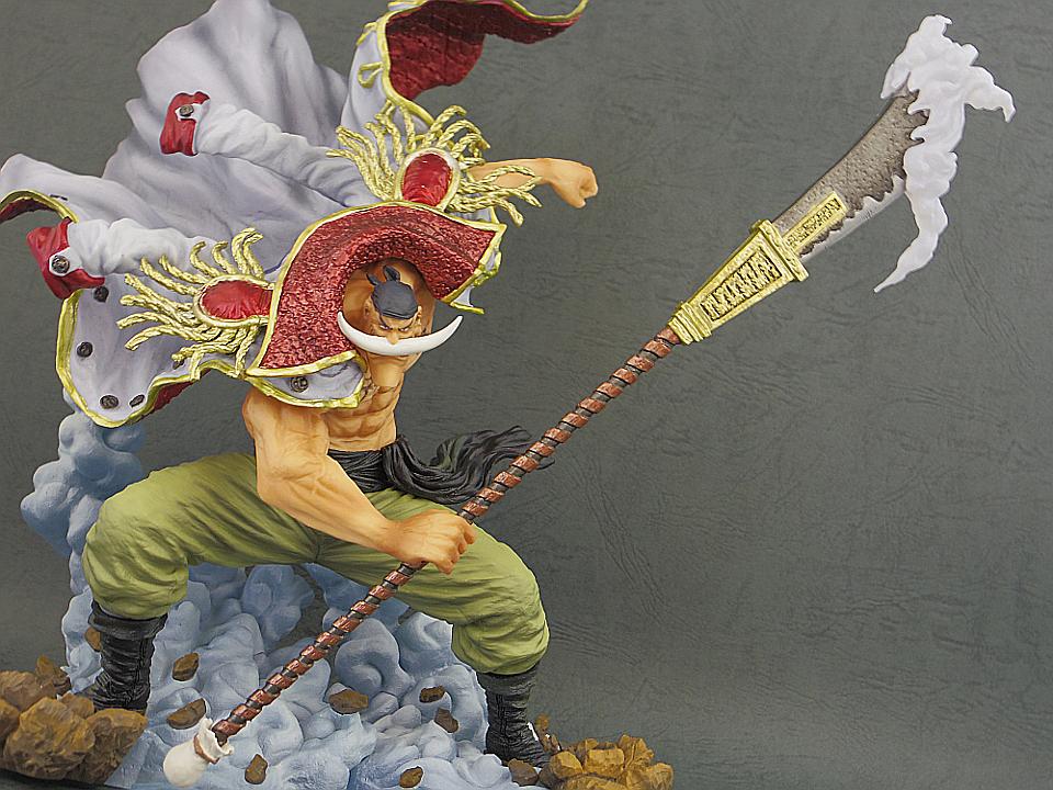 フィギュアーツZERO エドワード・ニューゲート 白ひげ海賊団53