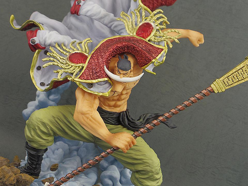 フィギュアーツZERO エドワード・ニューゲート 白ひげ海賊団60