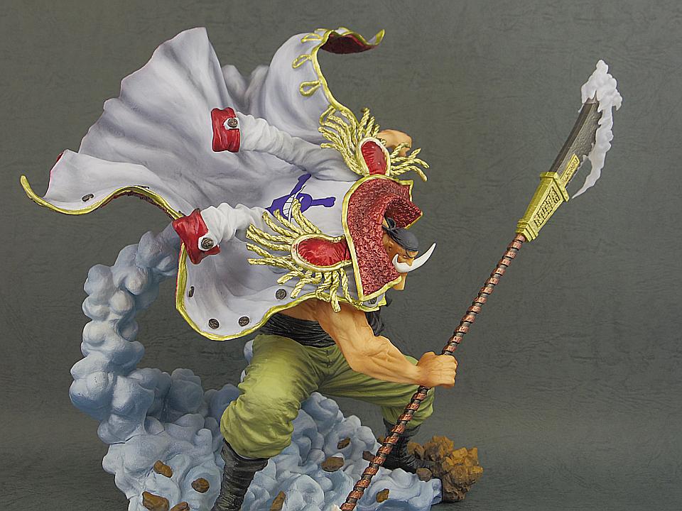 フィギュアーツZERO エドワード・ニューゲート 白ひげ海賊団44