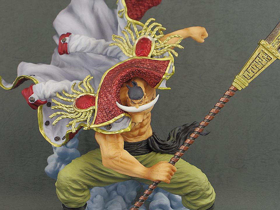 フィギュアーツZERO エドワード・ニューゲート 白ひげ海賊団45