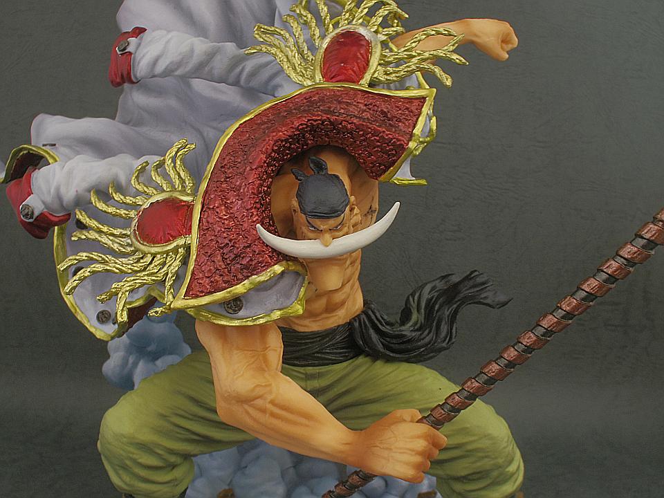 フィギュアーツZERO エドワード・ニューゲート 白ひげ海賊団62