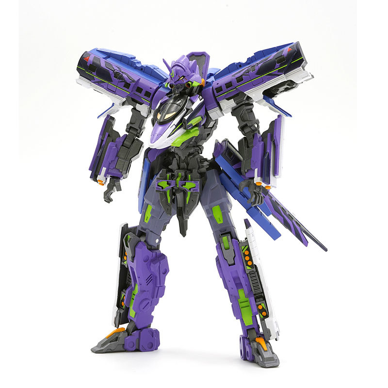 リボルテック EVANGELION EVOLUTION EV-20 シンカリオン 500 TYPE EVAFIGURE-055470_01