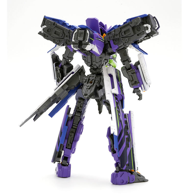 リボルテック EVANGELION EVOLUTION EV-20 シンカリオン 500 TYPE EVAFIGURE-055470_03