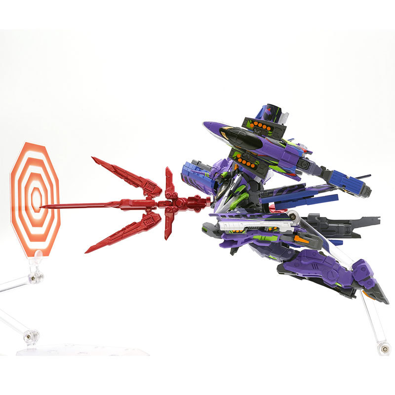 リボルテック EVANGELION EVOLUTION EV-20 シンカリオン 500 TYPE EVAFIGURE-055470_06