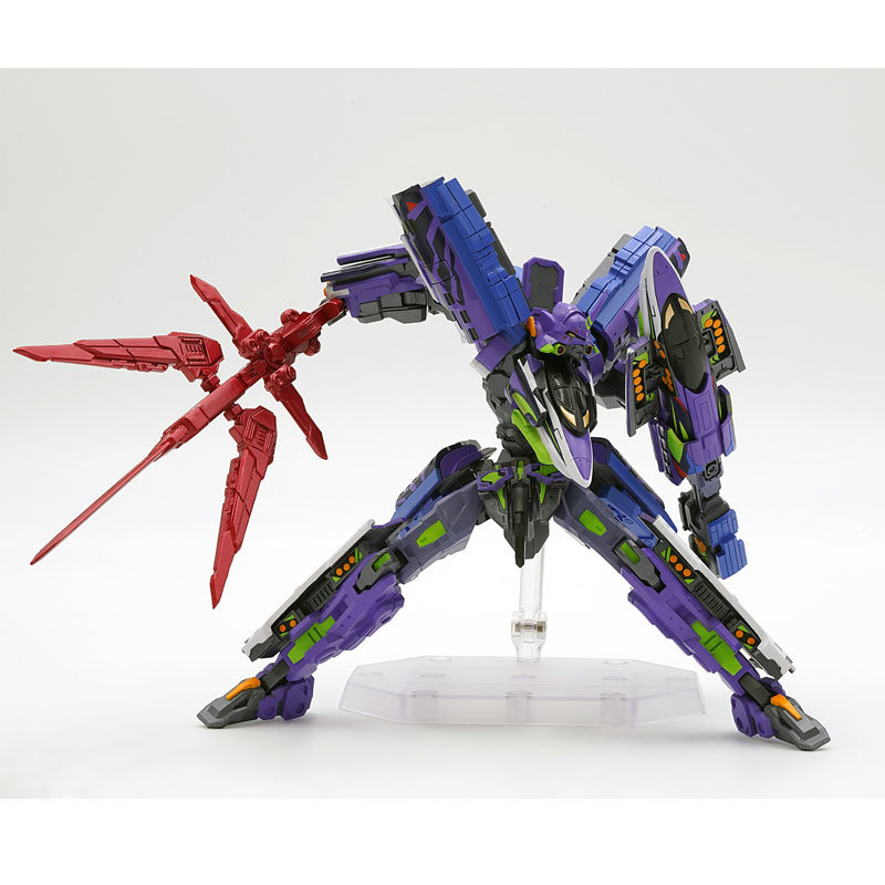 リボルテック EVANGELION EVOLUTION EV-20 シンカリオン 500 TYPE EVAFIGURE-055470_07