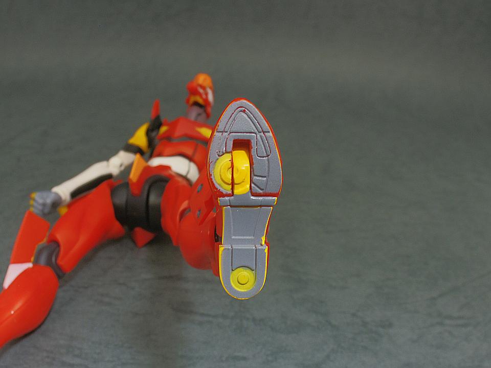 ROBOT魂 エヴァ2号機20