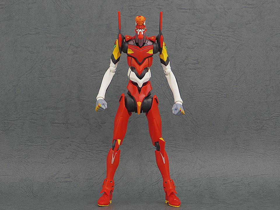 ROBOT魂 エヴァ2号機1