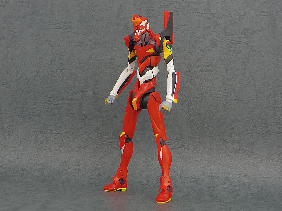 ROBOT魂 エヴァ2号機2