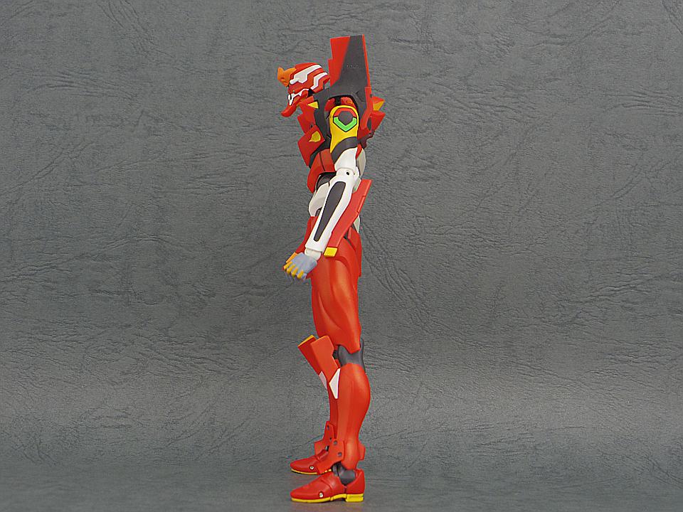 ROBOT魂 エヴァ2号機3