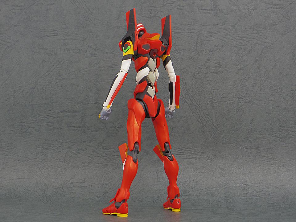 ROBOT魂 エヴァ2号機4
