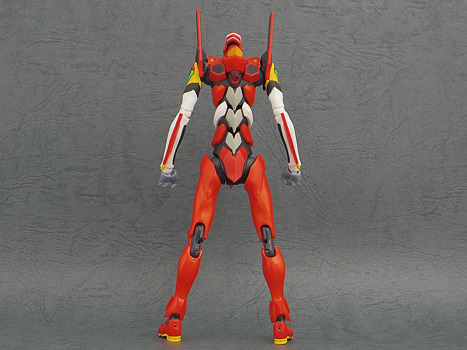 ROBOT魂 エヴァ2号機5