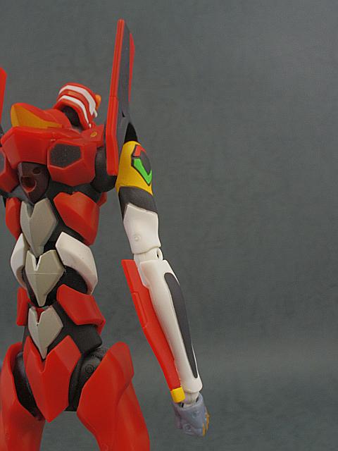 ROBOT魂 エヴァ2号機15