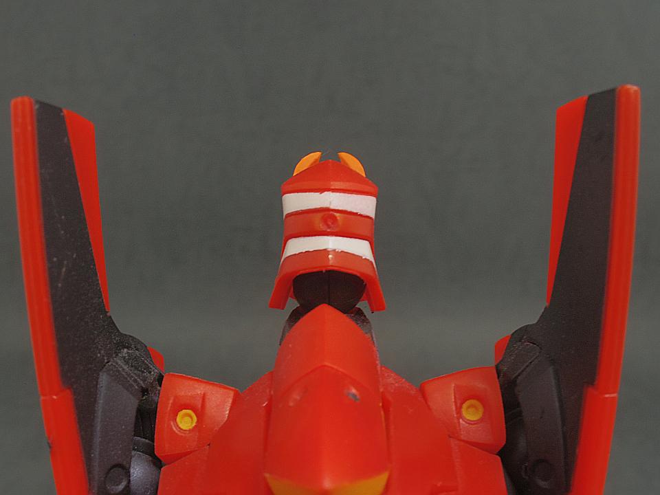 ROBOT魂 エヴァ2号機9