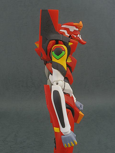 ROBOT魂 エヴァ2号機16
