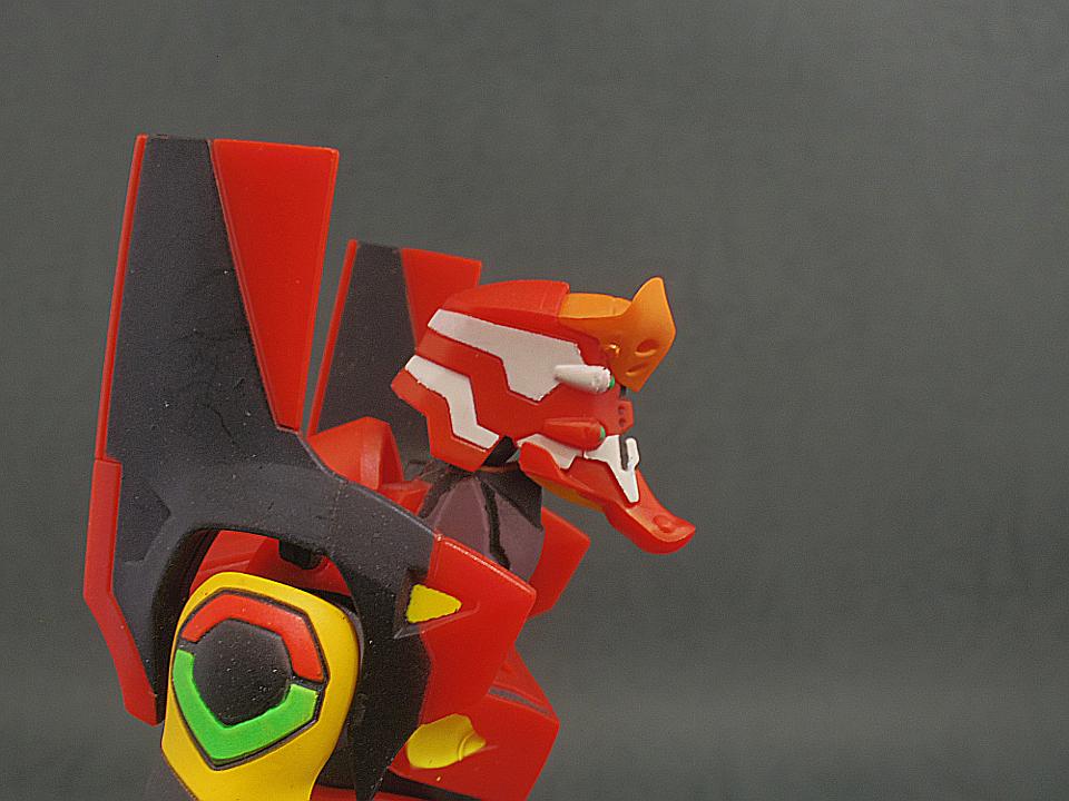 ROBOT魂 エヴァ2号機8