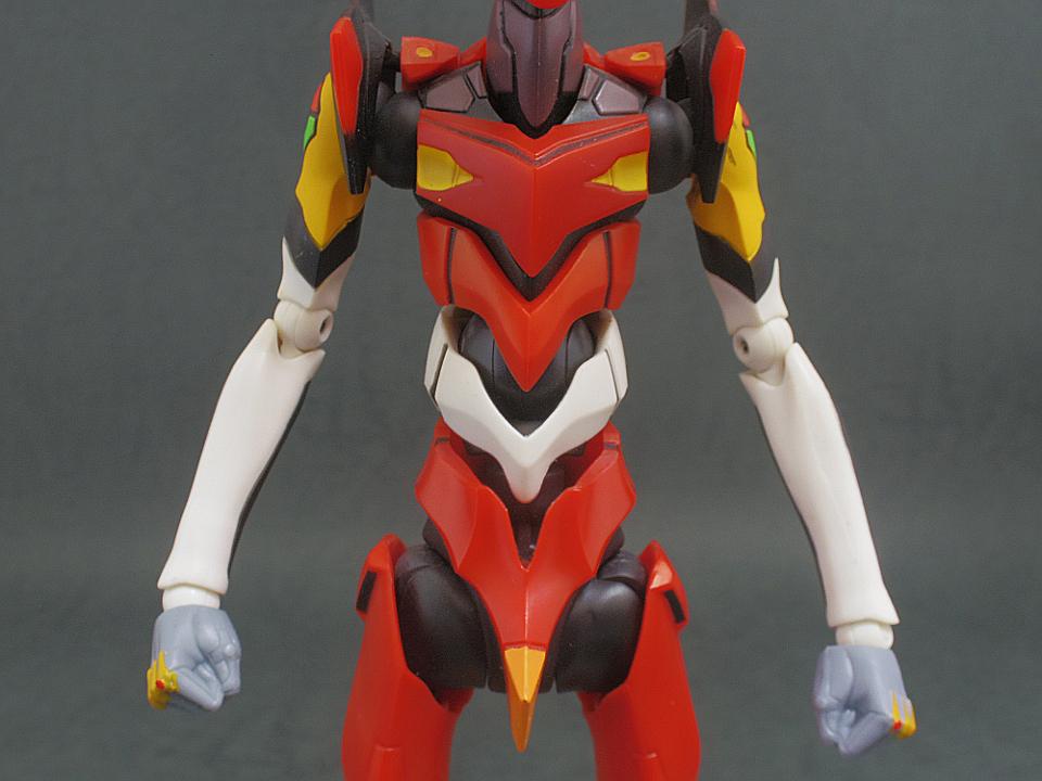 ROBOT魂 エヴァ2号機10