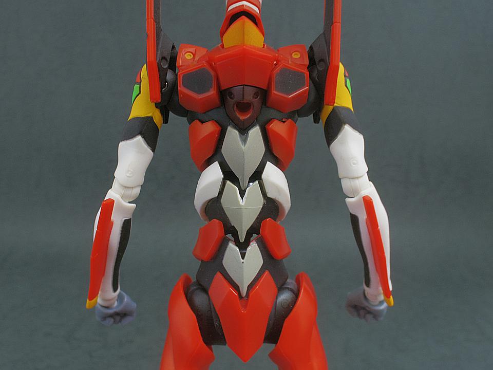 ROBOT魂 エヴァ2号機12
