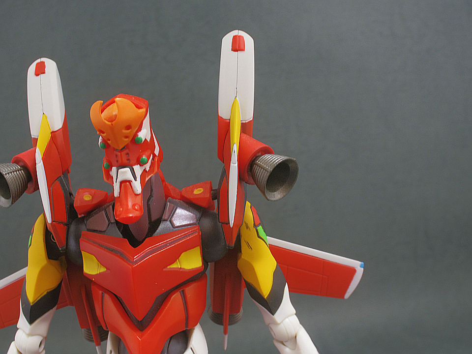ROBOT魂 エヴァ2号機28