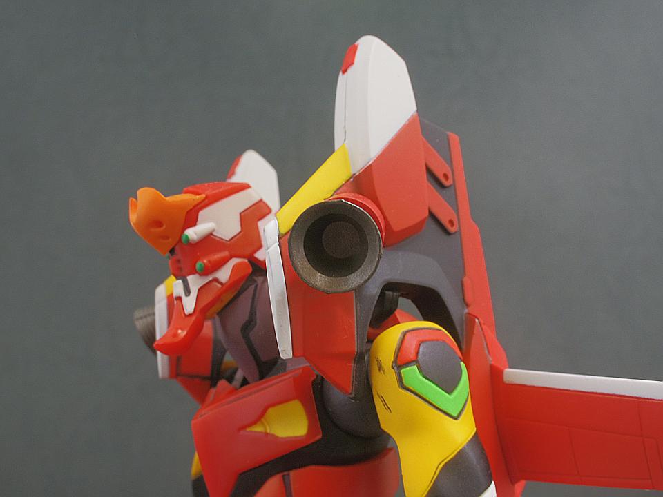 ROBOT魂 エヴァ2号機29