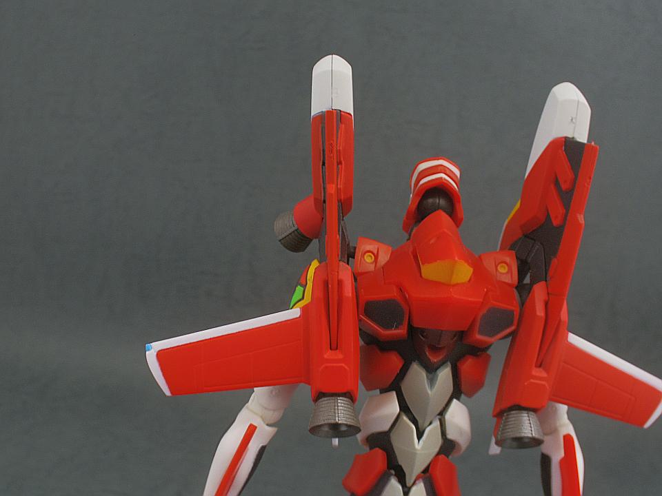ROBOT魂 エヴァ2号機30