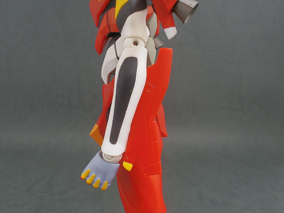 ROBOT魂 エヴァ2号機31