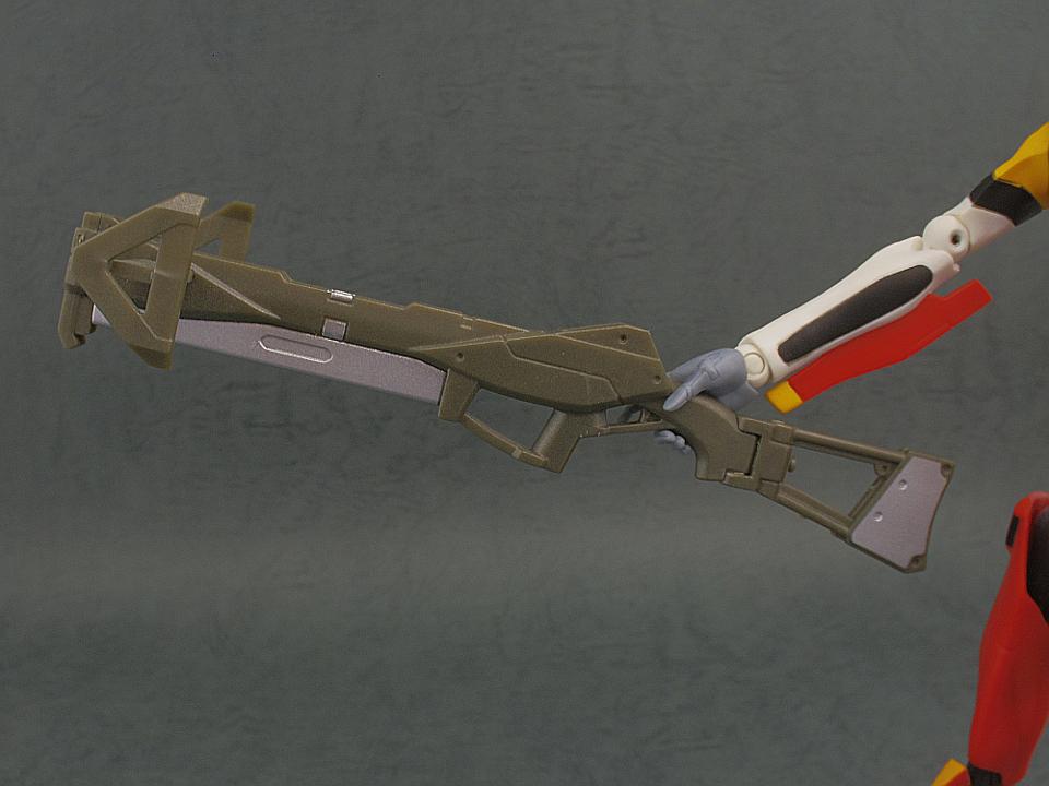 ROBOT魂 エヴァ2号機32