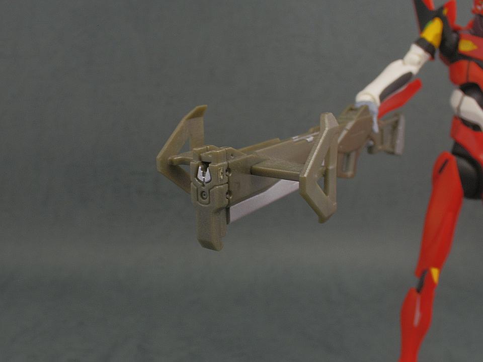 ROBOT魂 エヴァ2号機34