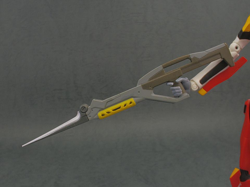 ROBOT魂 エヴァ2号機35