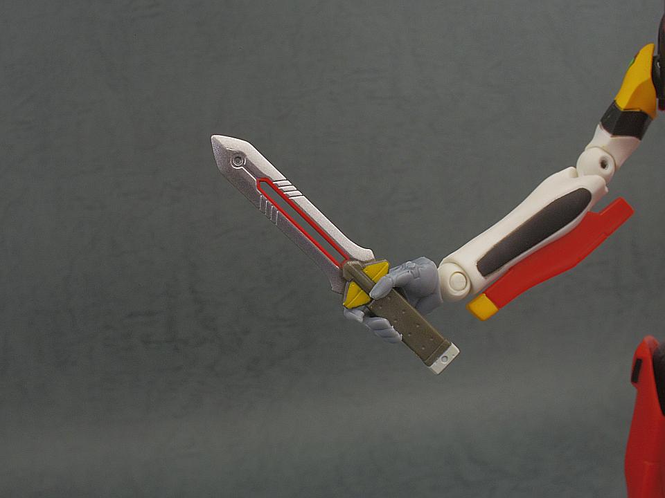 ROBOT魂 エヴァ2号機36