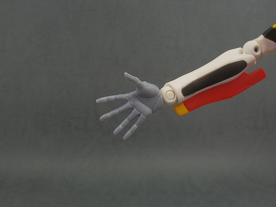 ROBOT魂 エヴァ2号機40