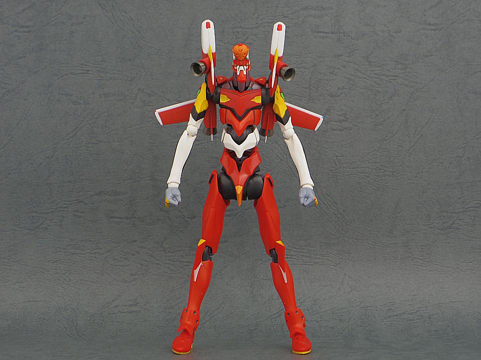 ROBOT魂 エヴァ2号機22