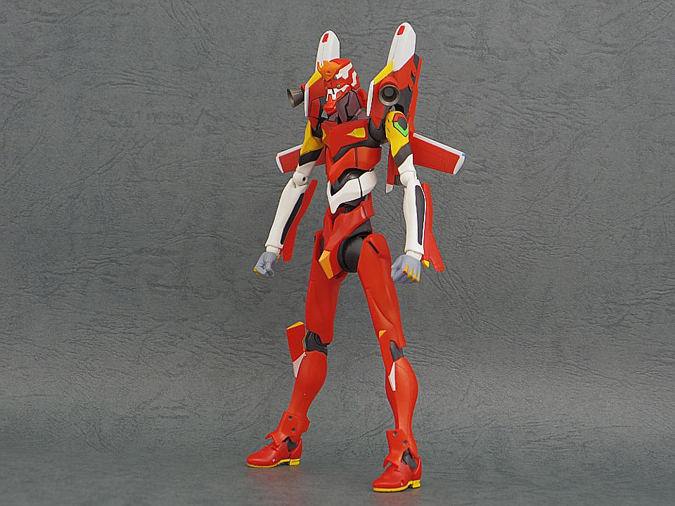 ROBOT魂 エヴァ2号機23