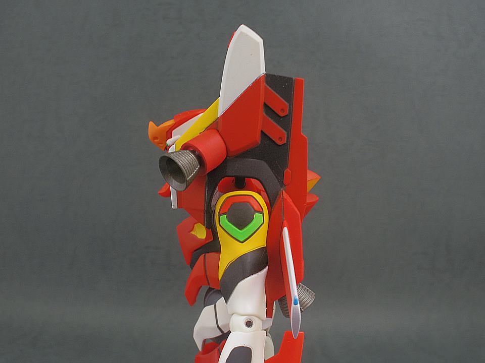 ROBOT魂 エヴァ2号機27