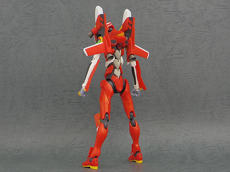 ROBOT魂 エヴァ2号機25