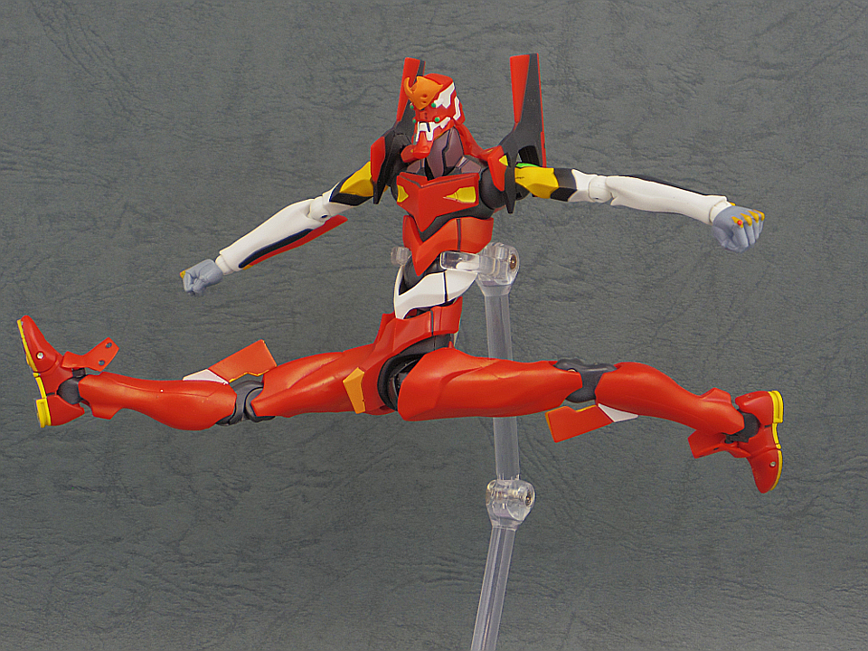 ROBOT魂 エヴァ2号機42