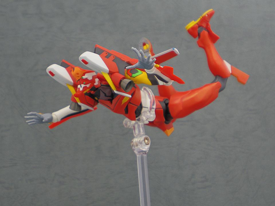 ROBOT魂 エヴァ2号機47