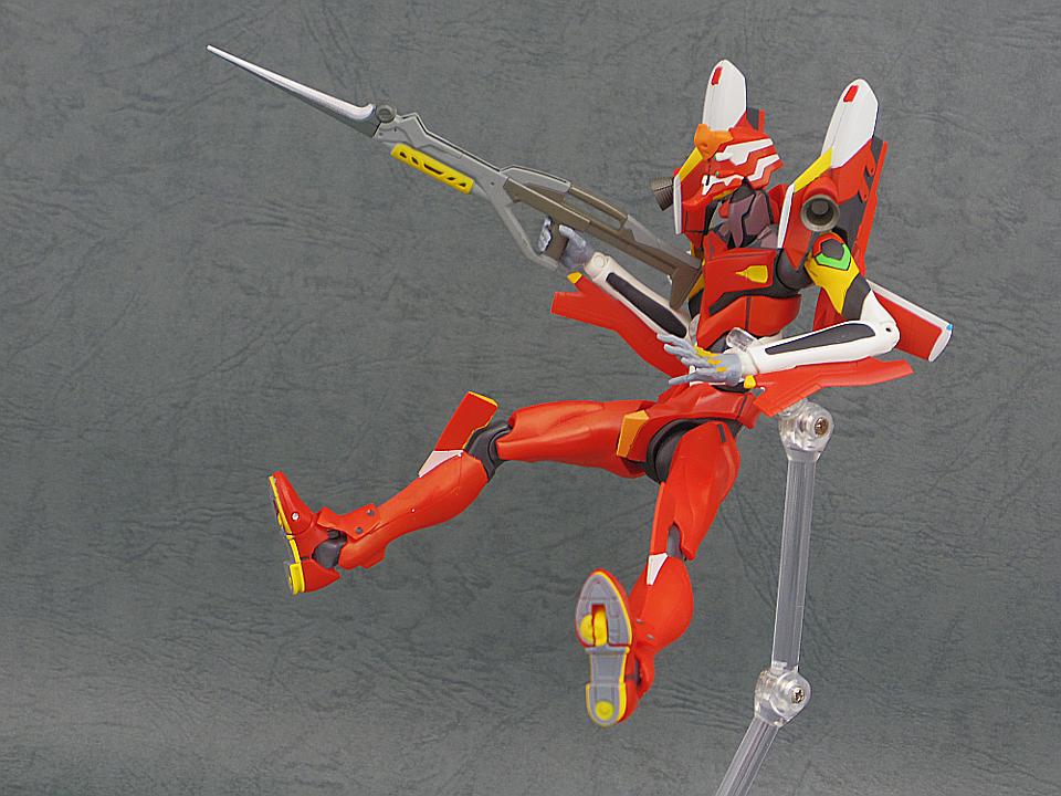 ROBOT魂 エヴァ2号機49