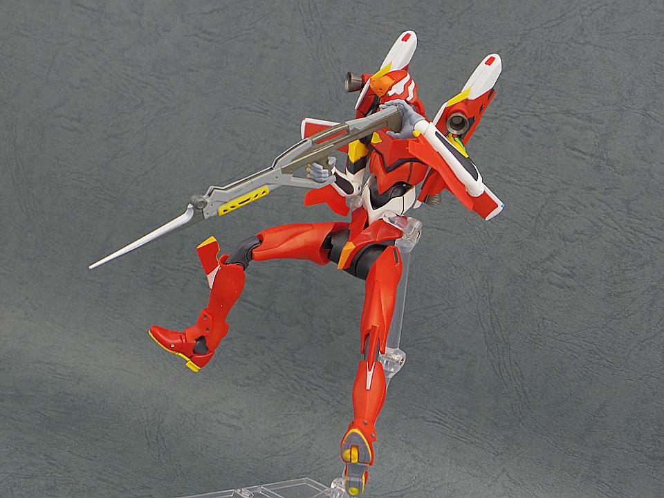 ROBOT魂 エヴァ2号機50
