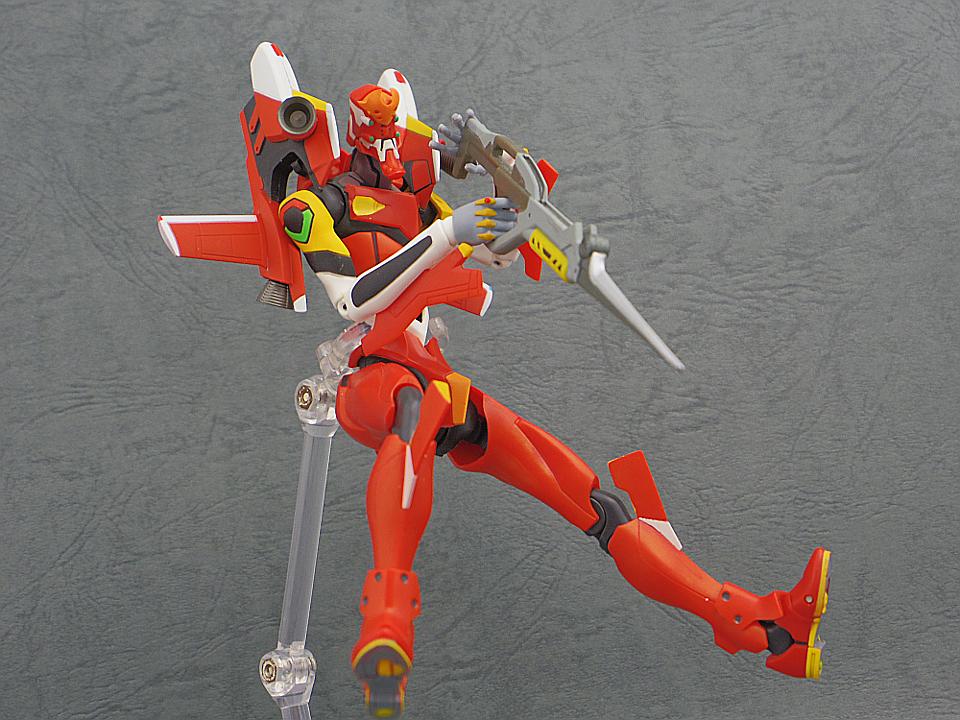 ROBOT魂 エヴァ2号機51