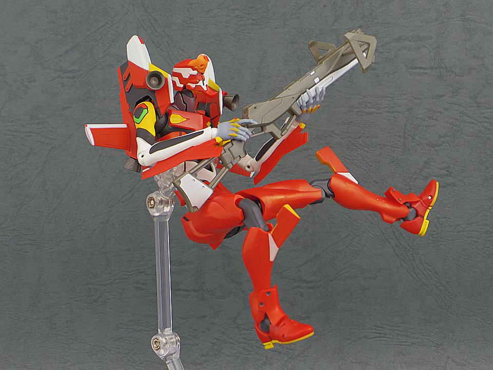 ROBOT魂 エヴァ2号機52