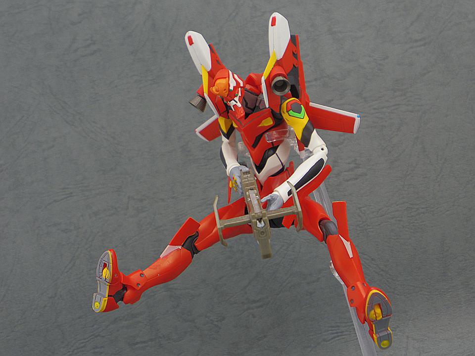 ROBOT魂 エヴァ2号機53