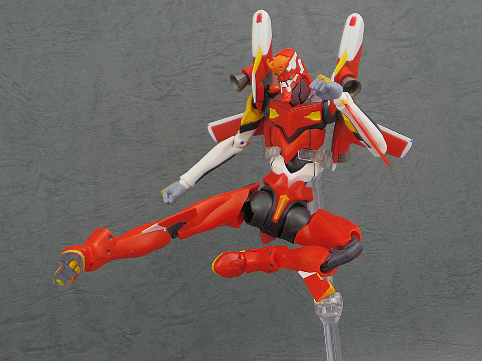 ROBOT魂 エヴァ2号機54