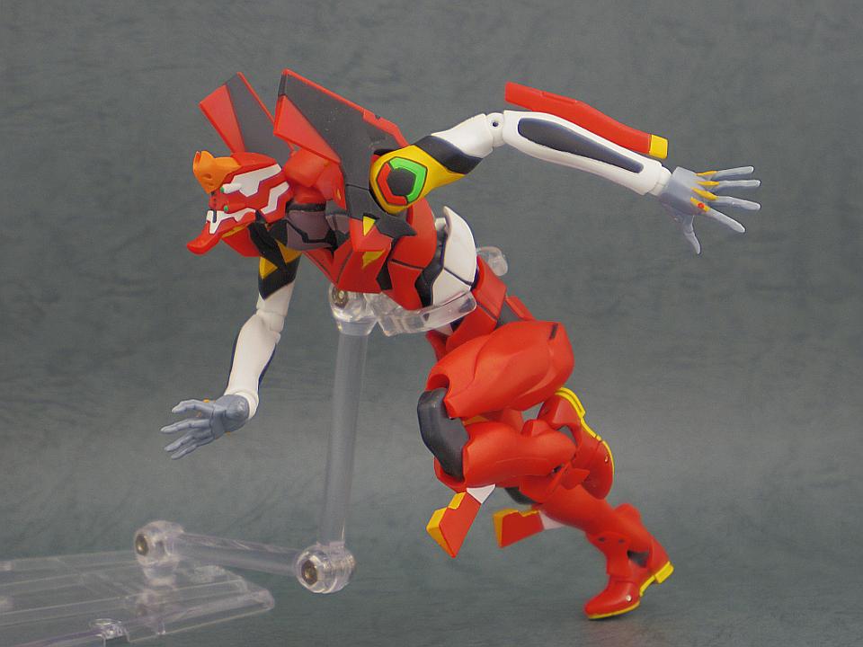 ROBOT魂 エヴァ2号機56