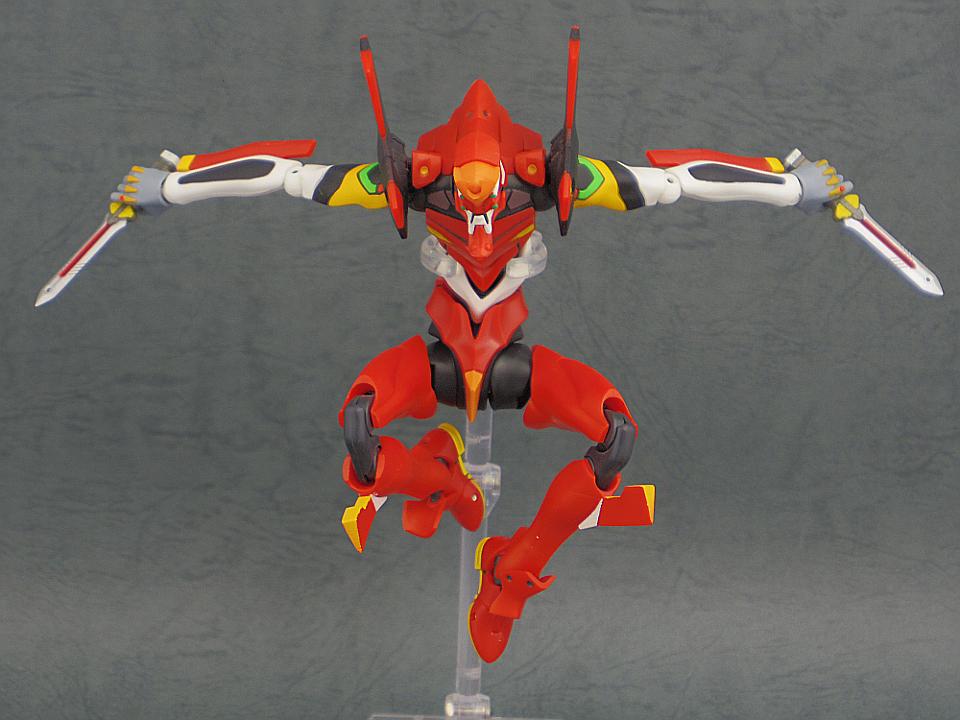 ROBOT魂 エヴァ2号機58