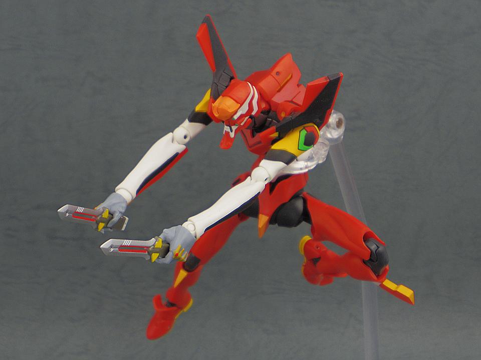 ROBOT魂 エヴァ2号機59