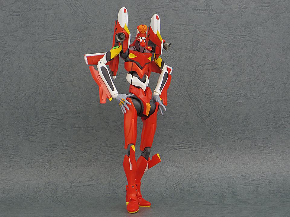 ROBOT魂 エヴァ2号機45